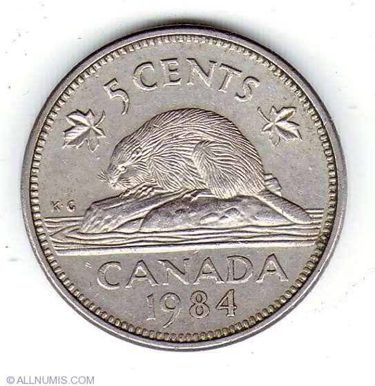 Uncirculated 1984-10-cents Specimen RCM