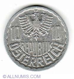 10 Groschen 1979