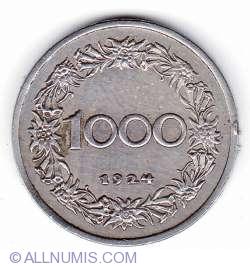 Image #1 of 1000 Kronen 1924