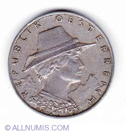 Imaginea #2 a 1000 Kronen 1924