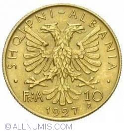 Imaginea #2 a 10 Franga Ari 1927