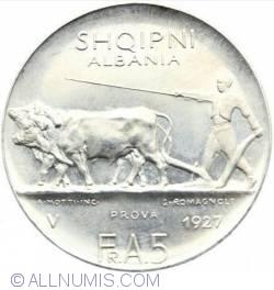 Image #2 of 5 Franga Ari 1927