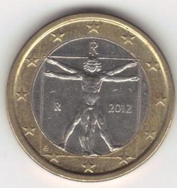 1 Euro 2012