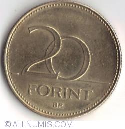20 Forint 2008