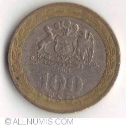 100 Pesos 2001
