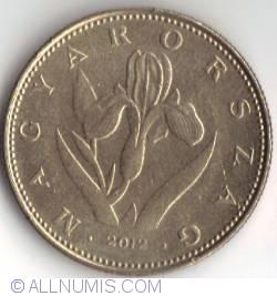 20 Forint 2012