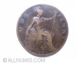 Penny 1897
