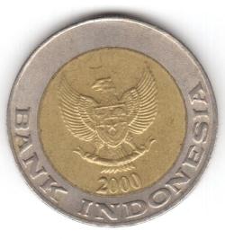 1000 Rupiah 2000