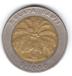 Image #2 of 1000 Rupiah 2000