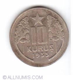 Image #1 of 10 Kurus 1935