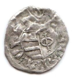 Image #2 of Denar ND (1386-1418)