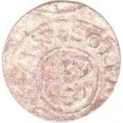 Image #2 of Christina of Sweden Shilling Imitation ND (1648) - MBR 886