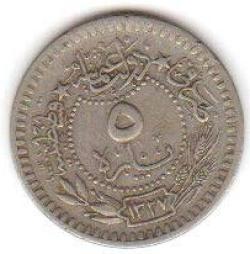 5 Para 1910 (AH1327/2)