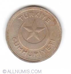 Image #2 of 5 Kurus 1938