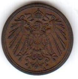 Image #2 of 1 Pfennig 1890 A