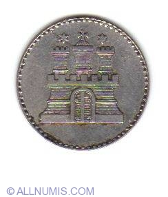 Image #2 of 1 Schilling 1855