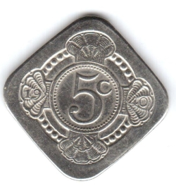 Image #1 of 5 Cents 1970
