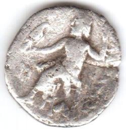 Image #2 of Alexandros III Drachma, struck posthumous by Philipos II