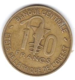 Image #1 of 10 Francs 1966
