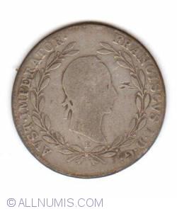 Image #2 of 20 Kreuzer 1829 E