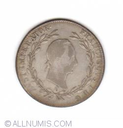Image #2 of 20 Kreuzer 1830 E