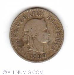 Image #2 of 10 Rappen 1899