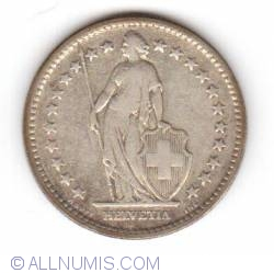 Image #2 of 2 Francs 1903