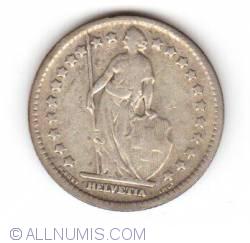 Image #2 of 1 Franc 1907