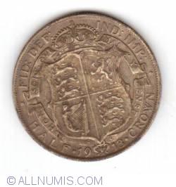 Half Crown 1913