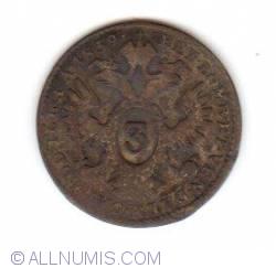 Image #1 of 3 Kreuzer 1839 A