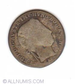 Image #2 of 3 Kreuzer 1839 A