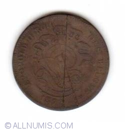 Image #2 of 2 Centimes 1873