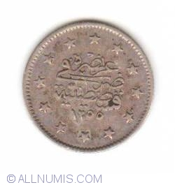 Imaginea #1 a 2 Kurush 1848 (AH1255/10)