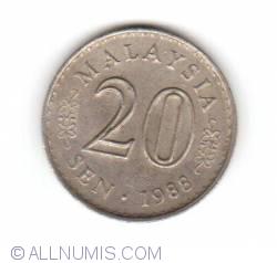 Image #1 of 20 Sen 1988