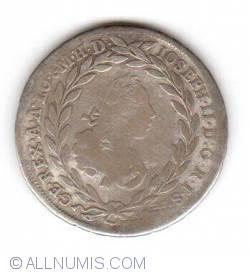 Image #2 of 10 Kreuzer 1767 (A - CK)