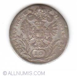 Image #1 of 10 Kreuzer 1767 (A - CK)