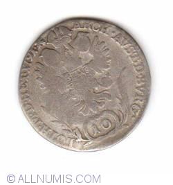10 Kreuzer 1791 (B)