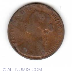 Halfpenny 1875