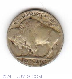 Image #1 of Buffalo Nickel 1917