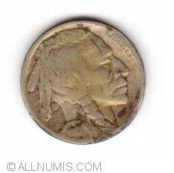 Image #2 of Buffalo Nickel 1917