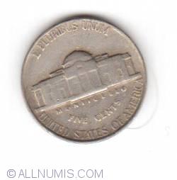 Image #2 of Jefferson Nickel 1939