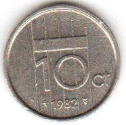Image #1 of 10 Cents 1982