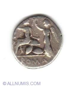 Image #2 of Denarius Caecilia 96 BC