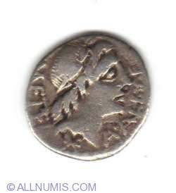 Image #1 of Denarius Caecilia 96 BC