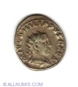 Image #1 of Antoninianus Philippus II
