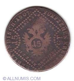 Image #1 of 15 Kreuzer 1807 A