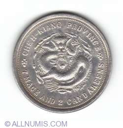 Imaginea #2 a 1 Dolar 1904 CH Kiangnan
