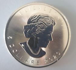 5 Dollars 2020 - Maple Leaf
