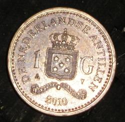 Image #1 of 1 Gulden 2010
