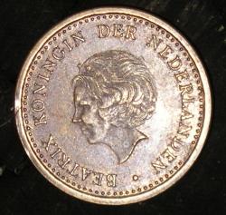 Image #2 of 1 Gulden 2010